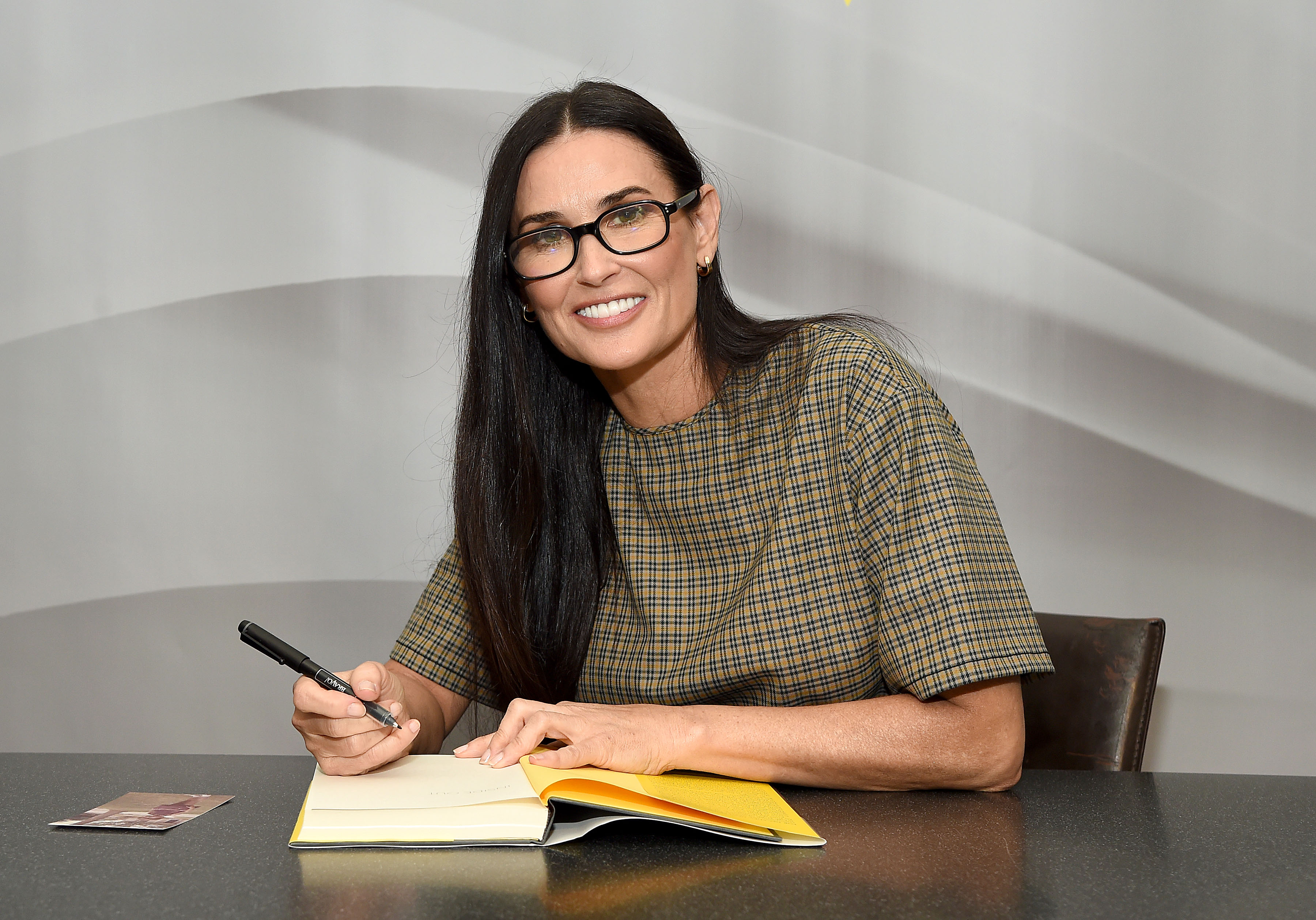 Demi Moore/Getty Images